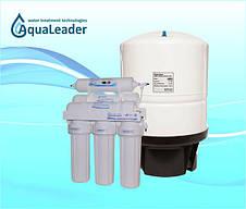Системи зворотного осмосу AquaLeader RO HRC для кафе, ресторанів.