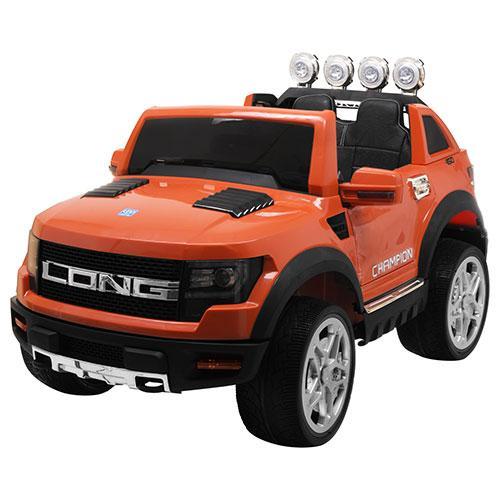 Детский электромобиль Bambi Джип оранжевый 3579