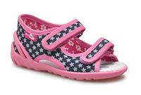 Тапочки -босоножки  детские для девочки  Renbut 24 15,5 см, фото 1