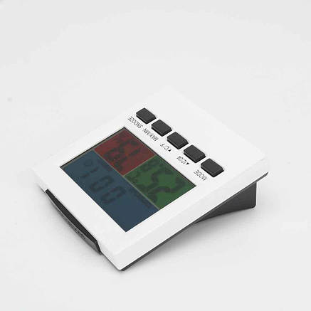 Електронні годинники CJ-2159, фото 2