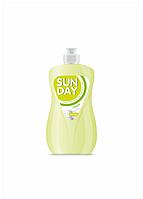Средство для мытья посуды SUNDAY Лимон  500мл