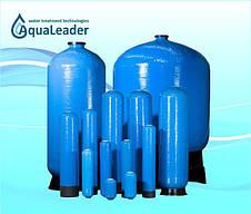 Корпуси (балони) для засипних фільтрів води