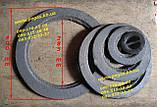 Конфорки, чавунні кільця 400 мм (набір) котли, буржуйка, печі, барбекю, мангал, фото 2