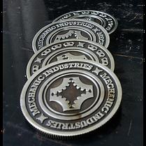 Pro Tool Kit (Dollar coin Gunmetal Grey) by Mechanic Industries, фото 2