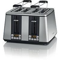 Цифровой тостер на 4 слота Hotpoint Ultimate Collection TT 44E UP0