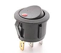 Выключатель с подсветкой RS PB-004 R