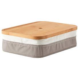 IKEA Коробка с перегородками RABBLA (903.481.24)