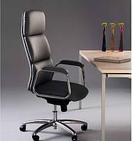 Кресло для руководителей CALIFORNIA steel chrome ECO-30