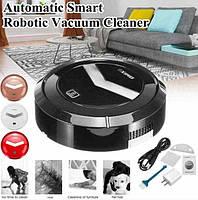 Робот пылесос Ximei Smart Robot Quiet на аккумуляторе, фото 1