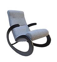 Кресло качалка №3 ткань Дарьянс