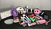 Набор стартовый для маникюра с лампой sun5 сан5 48вт фрезер dm 202, фото 2