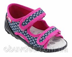 Тапочки-босоножки   для девочек Renbut 24 (15,5 см)
