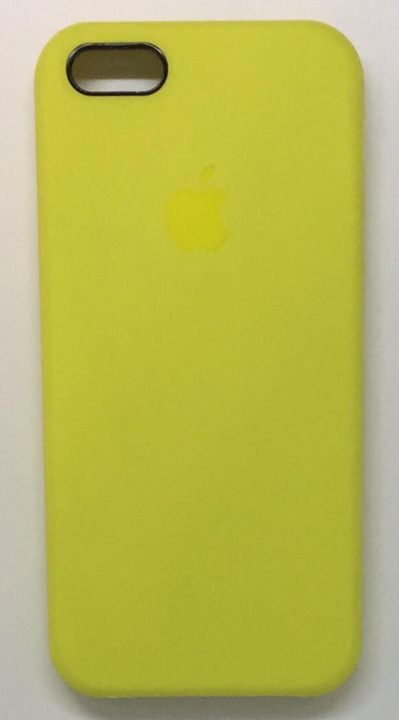 """Чехол Silicon iPhone SE/5s/5 - """"Вспышка №32"""""""