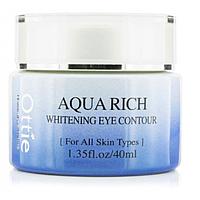 Крем для глаз с талыми водами Аляски Ottie Aqua Rich Whitening Eye Contour 40 мл