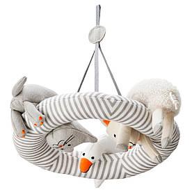 IKEA Мобіль з іграшками LEKA ( 502.661.58)