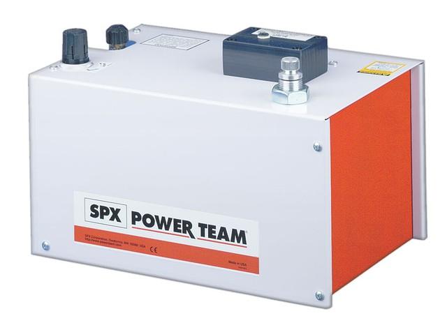Гидронасосы с пневмоприводом серии PA60. Производительность 98 см3/мин.