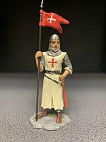 "Фигурка, миниатюра оловянная Veronese ""Рыцарь крестоносец"" WS-817"
