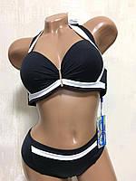 Купальник женский раздельный Анжелика, супер пуш ап . Rivage Line.20558 черный, фото 1