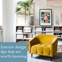 Дизайн інтер'єру - поради, які варто знати