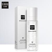 Мист фиксатор для макияжа Senana Marina Streamer Spray с жемчужным переливом 100 ml
