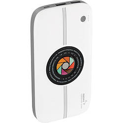 Додаткова батарея Remax (OR) RPP-91 Camera 10000mAh White (Wireless)
