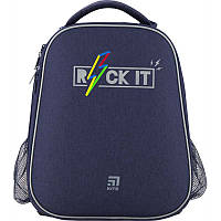 Рюкзак школьный каркасный Kite Education Rock it Рок K20-531M-2