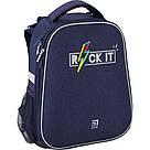Рюкзак шкільний каркасний Kite Education Rock it Рок K20-531M-2, фото 2