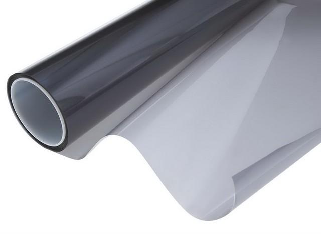 Тонировочная автомобильная пленка Global HPC 20 ( премиум, металлизированная, уголь) 1.524 m