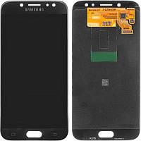 LCD Samsung J730H/J7-2017 + touch Black (OLED)