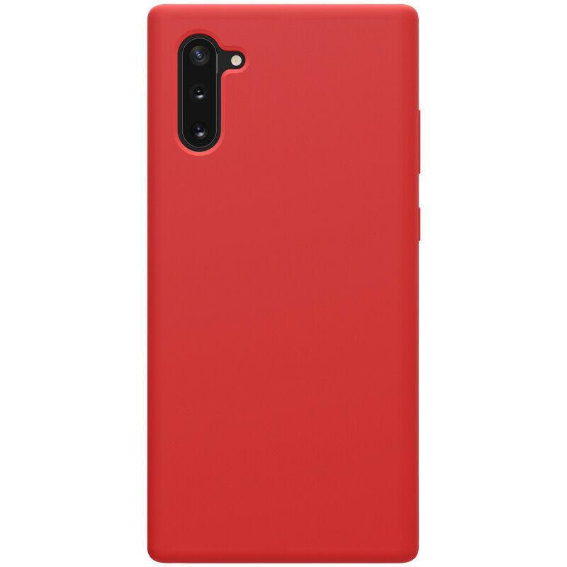 Nillkin Samsung Galaxy Note 10 Flex Pure Case Red Силиконовый Чехол