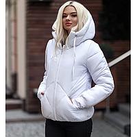 Стильная женская молодежная короткая куртка 42-48 в цветах