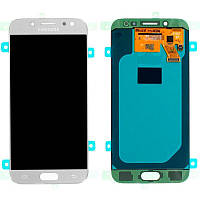 LCD Samsung J530H/J5-2017 + touch Silver (OLED)