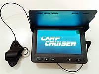 Подводная камера для рыбалки CARPCRUISER СC43-PRO-HD яркость экрана 250кд/м2 высокая чувств камеры 0,01Lux, фото 1