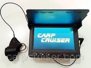 Підводна камера для риболовлі CARPCRUISER СС43-PRO-HD яскравість екрану 250кд/м2 висока почуттів камери 0,01 Lux