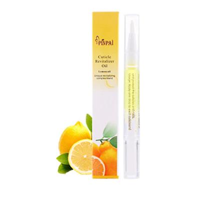Масло-олівець для кутикули, лимон