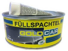 Шпатлевка автомобильная Gold Car FULL универсальная 1 кг