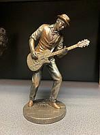 Статуэтка Veronese Гитарист Роберт Лерой Джонсон 77180A4