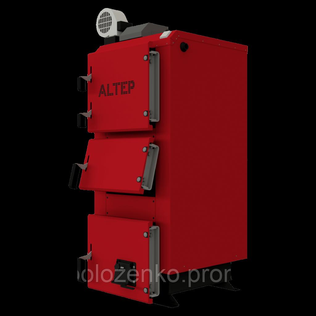 Твердотопливный котел Альтеп Duo PLUS 200 кВт