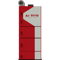 Котел длительного горения Альтеп Duo UNI PLUS 150 кВт, фото 1