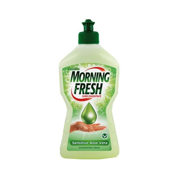 """Жидкость для мытья посуды MORNING FRESH Sensitive Aloe Vera 0,450л - Интернет-магазин """"Флокси"""" в Харькове"""