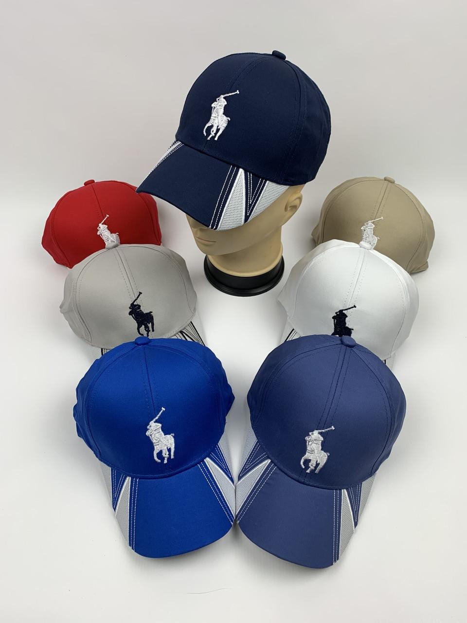Детские кепки Polo для мальчиков оптом, р.54 (ktn2027)