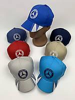 Детские кепки Mercedes для мальчиков оптом, р.50 (ktn2030)