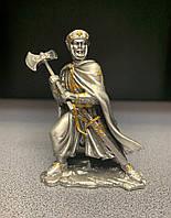 Статуэтка, миниатюра Оловянный Рыцарь Крестоносец Veronese WS-819
