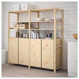 IKEA Стеллаж IVAR ( 792.483.62)