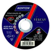 Круг отрезной по металлу 125х1,6х22 NORTON