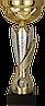 Кубок  7182, золотисто'-серый