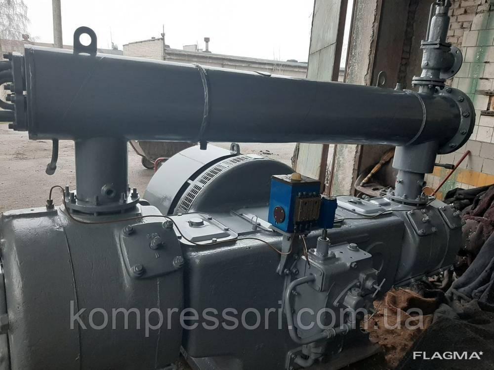 Отгрузка компрессора 2ВМ4-24/9 Rustavi Steel LLC Грузия