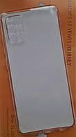 Силиконовый чехол OUcase Samsung A51 (Clear)