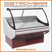 Холодильная витрина JUKA SGL130