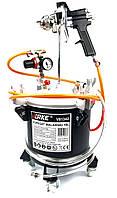 Профессиональный пневматический окрасочный агрегат Verke 10L Польша (V81342)